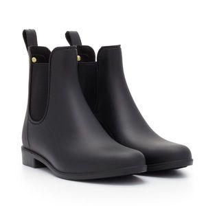 Sam Edelman Tinsley Rubber Rain Boots Sz 9M